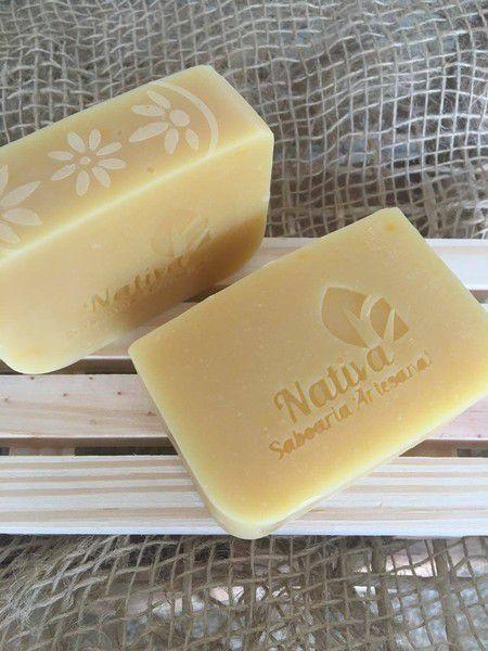 Shampoo Sólido Natural - Maracujá e Tangerina - Nativa Eco-Cosmética  - SALVIA