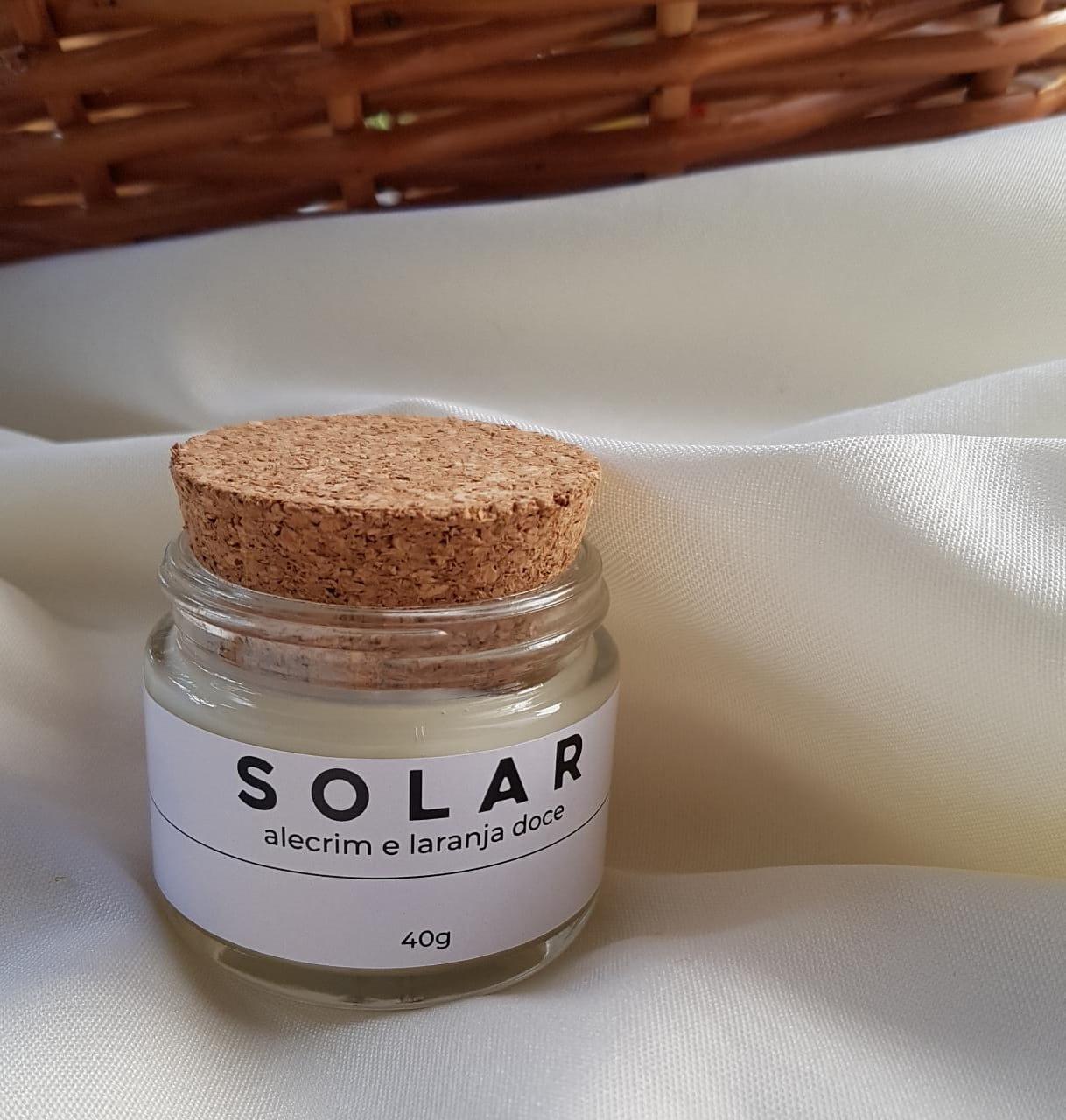 Vela Natural Solar - SALVIA   - SALVIA
