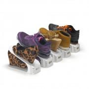 Conjunto c/5 Org de Sapatos Double BCA