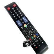Controle Remoto Tv Samsung Smart Futebol - Universal