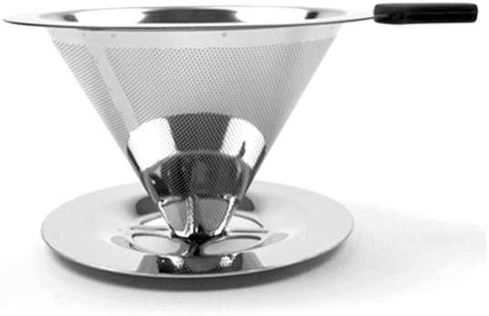 AF19288 FILTRO P/CAFE REUTILIZAVEL INOX
