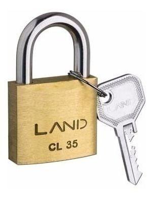 CADEADO 35mm LAND
