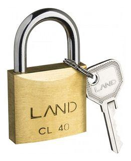 CADEADO 40mm LAND