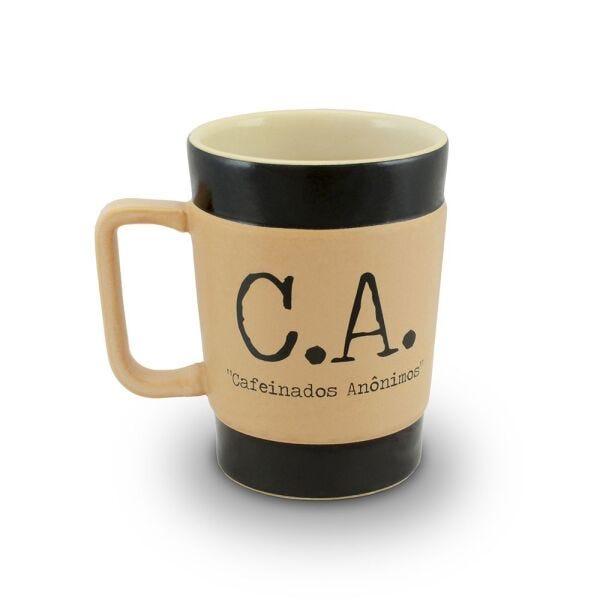 Caneca Apaixonados por Café - Cofee To Go