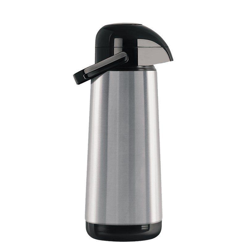Garrafa Térmica Inox Lúmina 1L Bomba de Pressão 52998