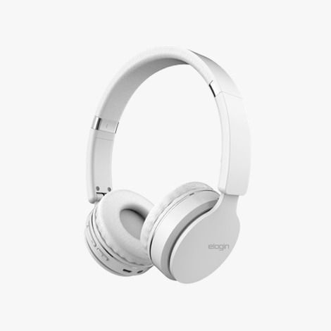 HEADPHONE ELOGIN WIRELESS LIGHT BRANCO - HF02