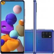 Samsung Galaxy A21s - Azul