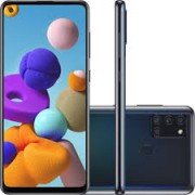 Samsung Galaxy A21s - Preto
