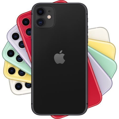 Apple iPhone 11 64GB - Preto