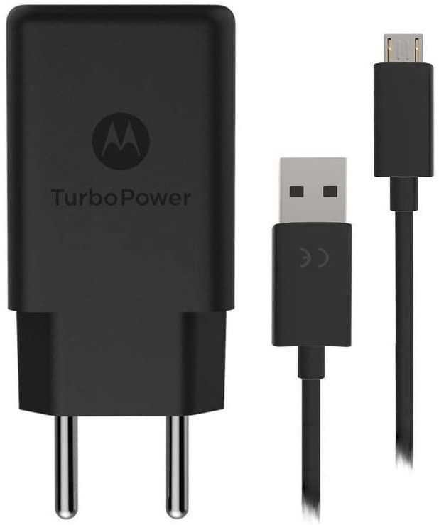 Carregador Motorola Turbo Power Micro USB 15W