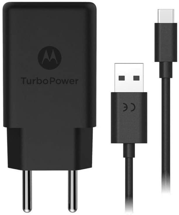 Carregador Motorola Turbo Power USB-C 15W
