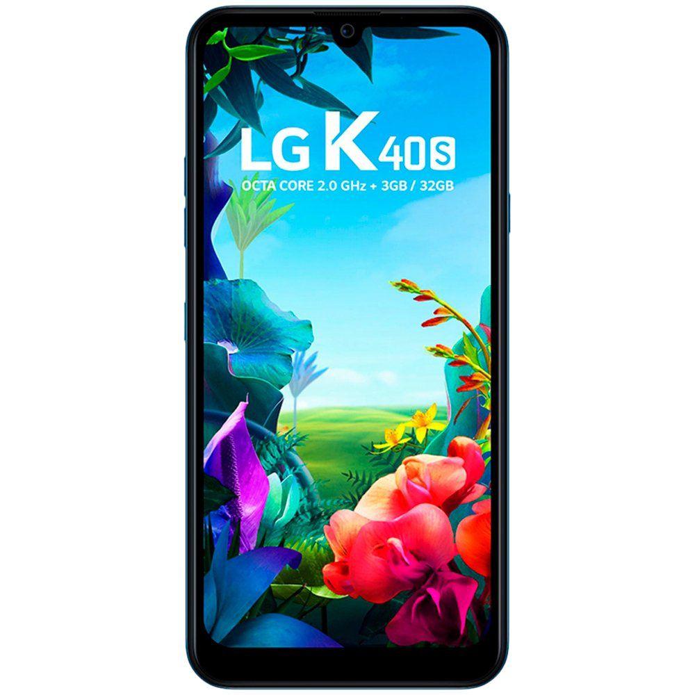LG K40s - Azul