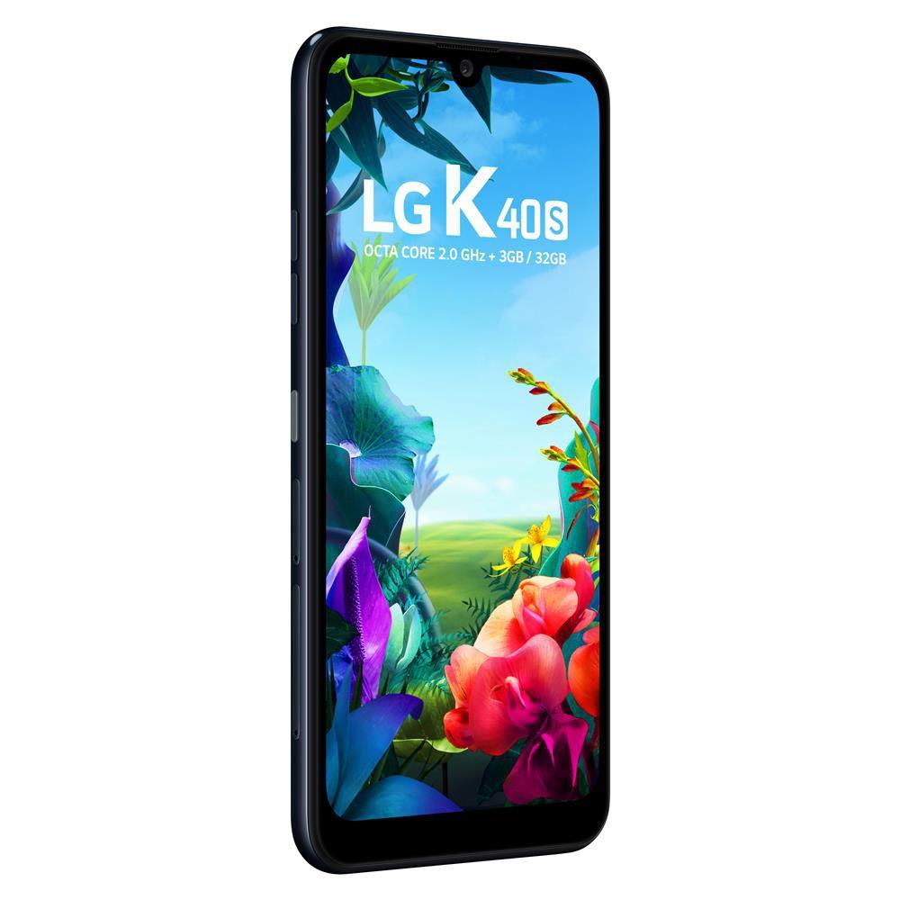 LG K40s - Preto