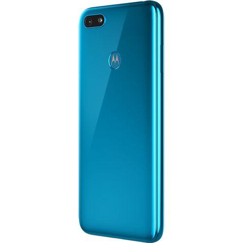 Motorola Moto E6 Play - Azul Metálico