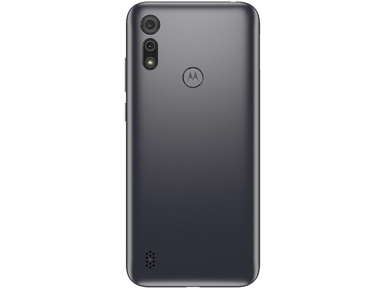 Motorola Moto E6 Play - CINZA TITANIUM