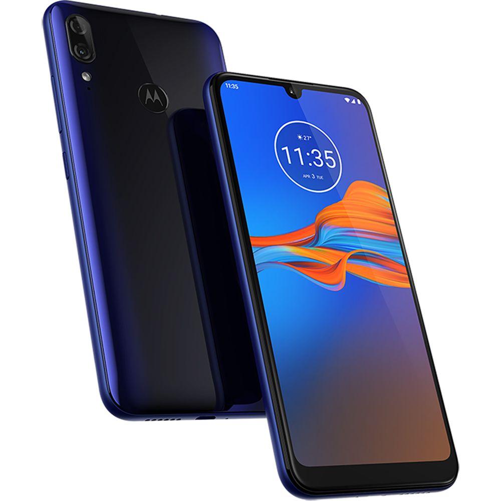 Motorola Moto E6 Plus - Azul