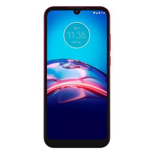Motorola Moto E6s - Vermelho
