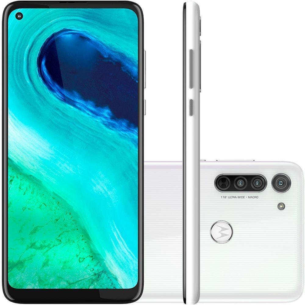 Motorola Moto G8 - Branco