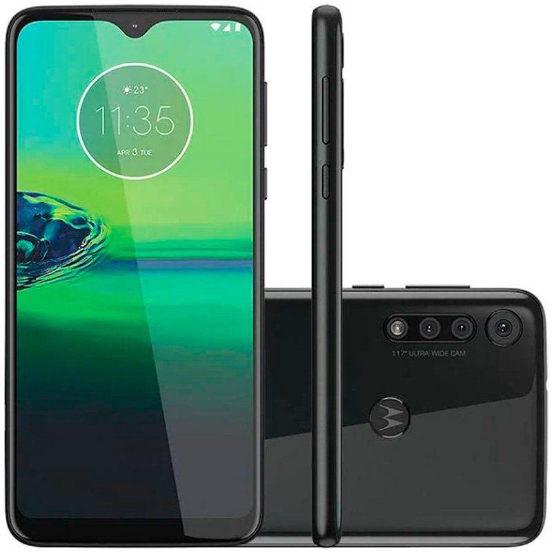 Motorola Moto G8 Play - Preto