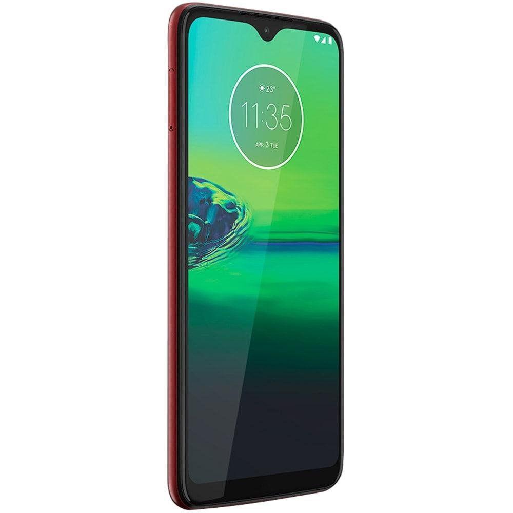 Motorola Moto G8 Play - Vermelho