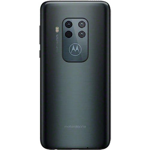 Motorola One Zoom - Cinza