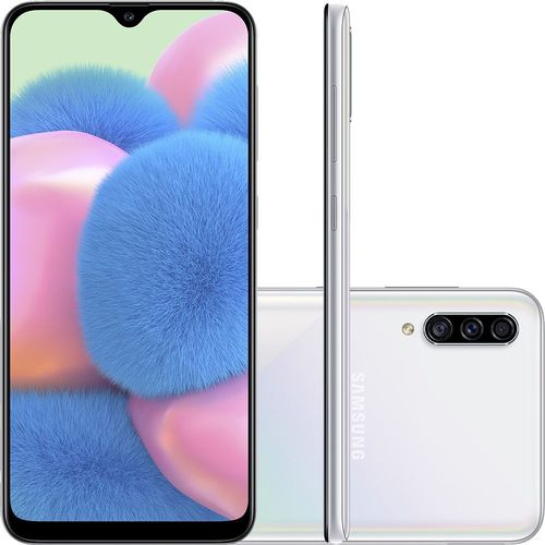Samsung Galaxy A30s - Branco