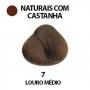 Alfaparf Precious Nature Hair Color 7 Louro Médio- 60ml