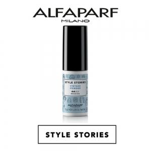 Alfaparf  Vintage Powder - Pó Texturizante 8ml - Penteados