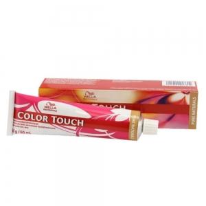 Wella Color Touch 5.37 Castanho Claro Dourado Marrom - 60g