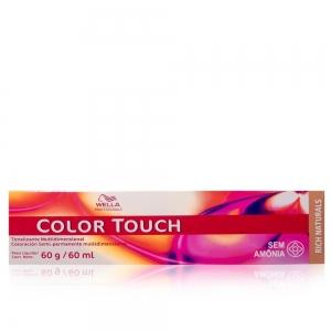 Wella Color Touch Rich Naturals 2/8 Preto Azulado - 60g