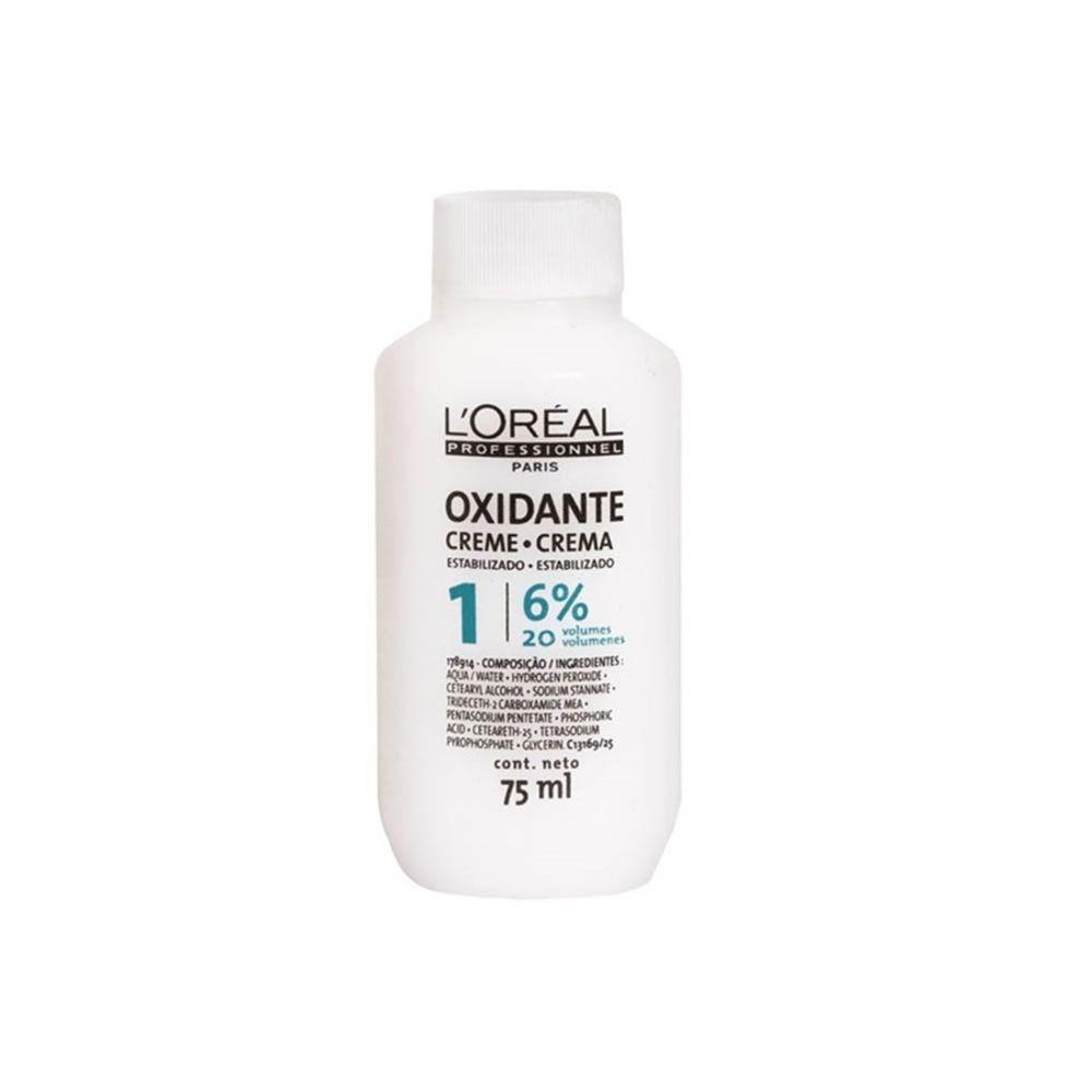 Loreal Água Oxigenada Creme 20vol 75ml