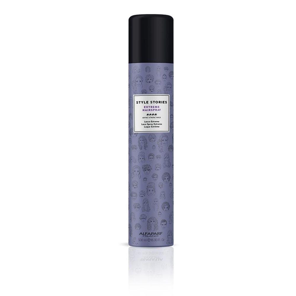 Alfaparf Hairspray Extremo fixação Extra-Forte Style Stories