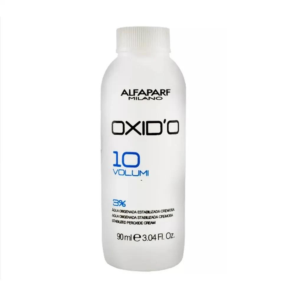 Alfaparf Milano Água Oxigenada 3% 10Vol - 90ml