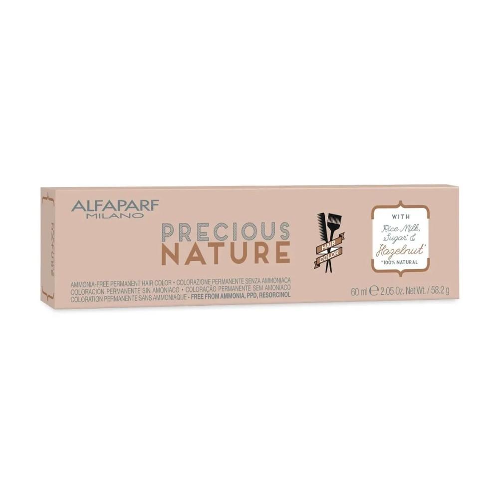 Alfaparf Milano Precious Nature Hair Color Creme de Coloração 10.1 Louro Extra Claro Cinza 60ml