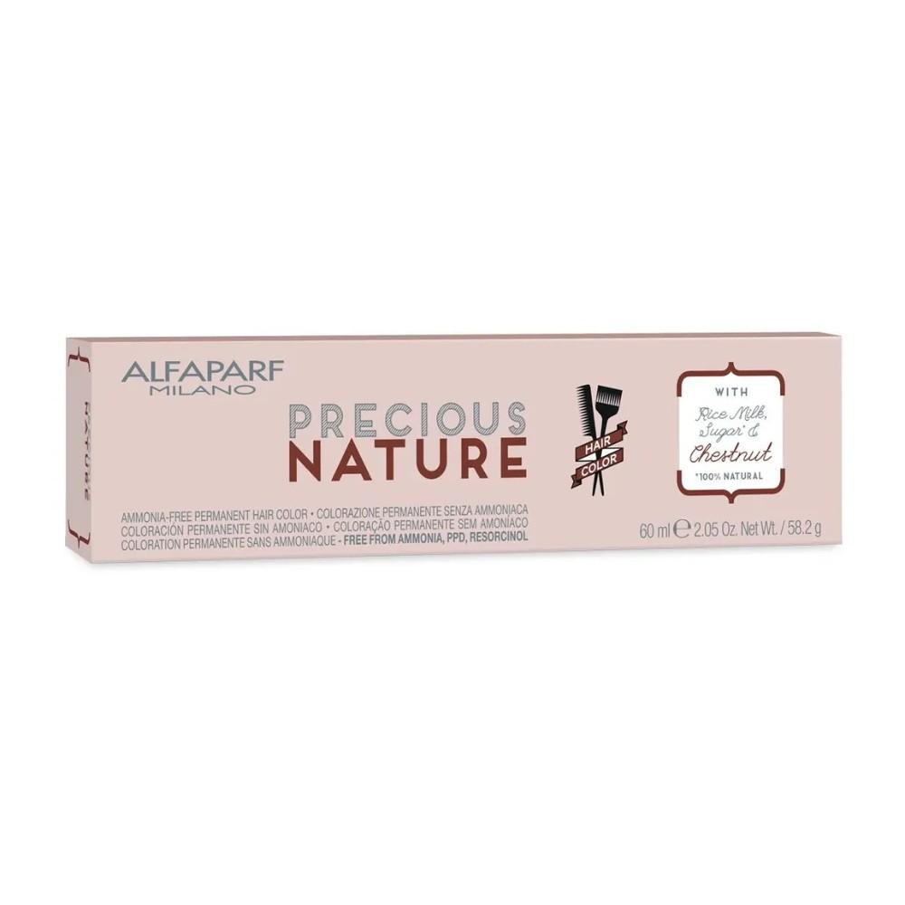Alfaparf Milano-Precious Nature Hair Color Natural-Creme de Coloração 6NI Louro Escuro Intenso 60ml