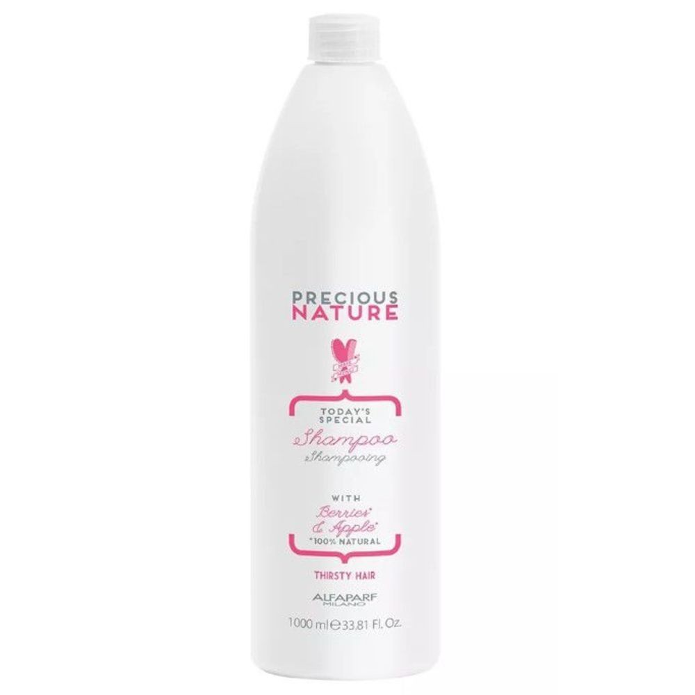 Alfaparf Precious Nature Thirsty Hair Shampoo 1L