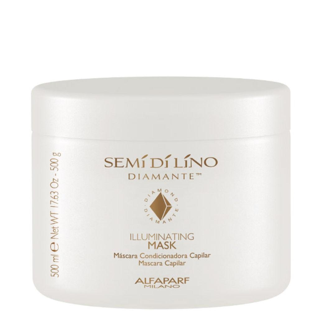 Alfaparf Semi Di Lino Diamante Illuminating Máscara