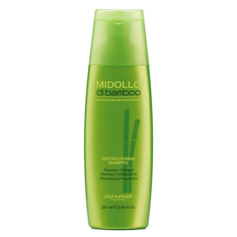 Alfaparf Shampoo Midollo Di Bamboo Restructuring 250ml