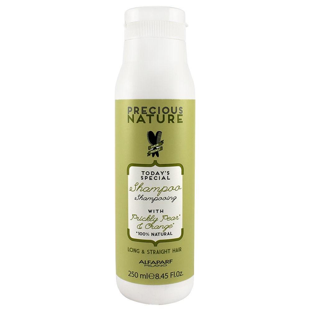 Alfaparf Shampoo Precious Nature Long e Straight Hair 250ml
