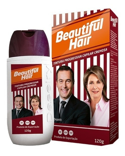 Beautiful Hair 125g