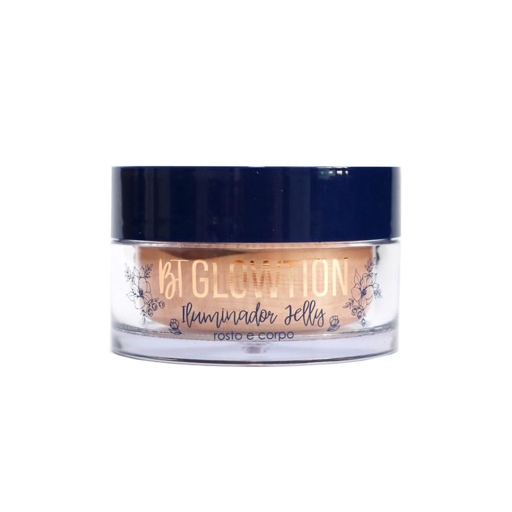 Bruna Tavares Bt Glowtion Iluminador Jelly Cor Honey  49g