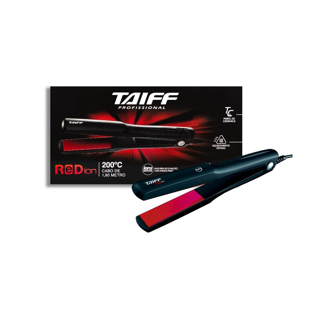 Taiff Chapinha  Red Ion Profissional 200° Bivolt