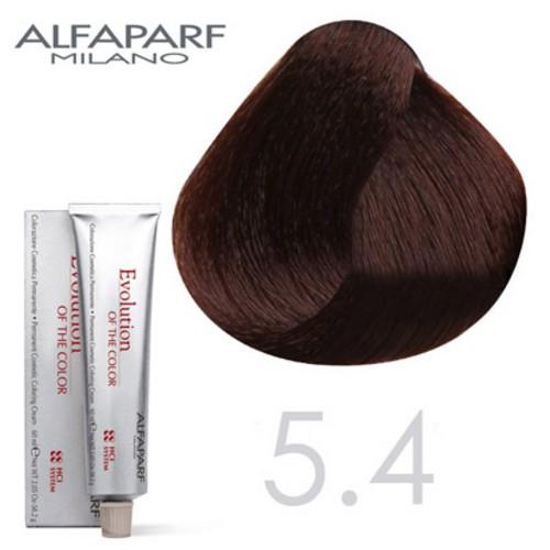 AlfaParf Coloração Evolution Cobre 5.4 60g