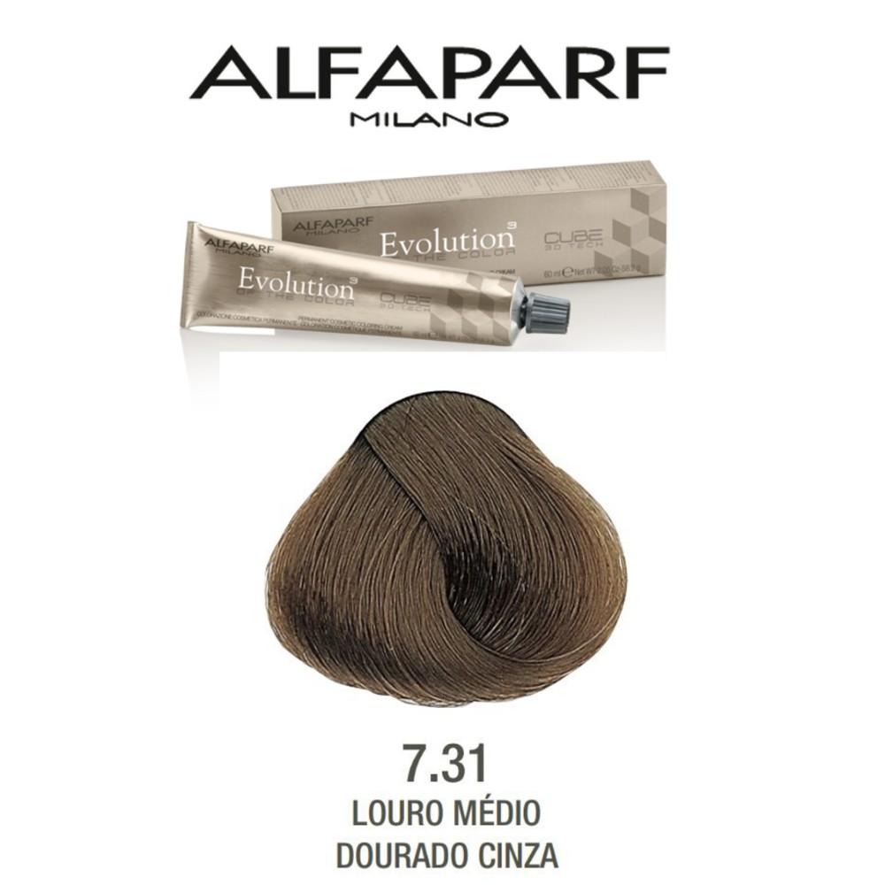 Alfaparf Coloração Evolution  7.31