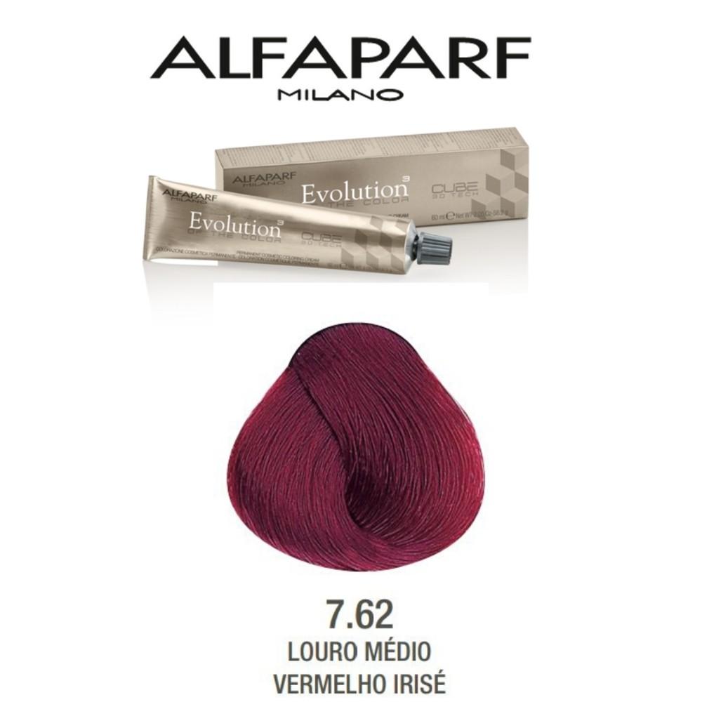 Alfaparf Coloração Evolution  7.62