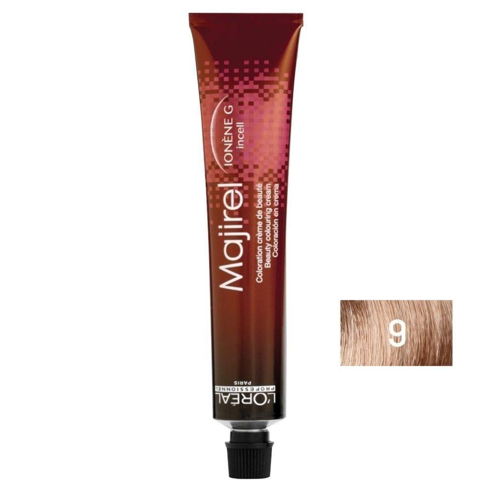 L'Oréal Majirel 9 Coloração Louro Muito Claro 50g