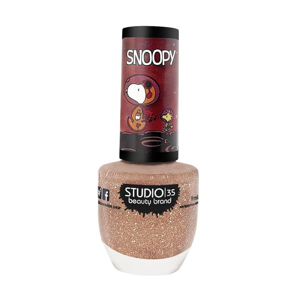 Studio35 Esmalte Coleção Snoopy - #snoopyemmarte 9ml