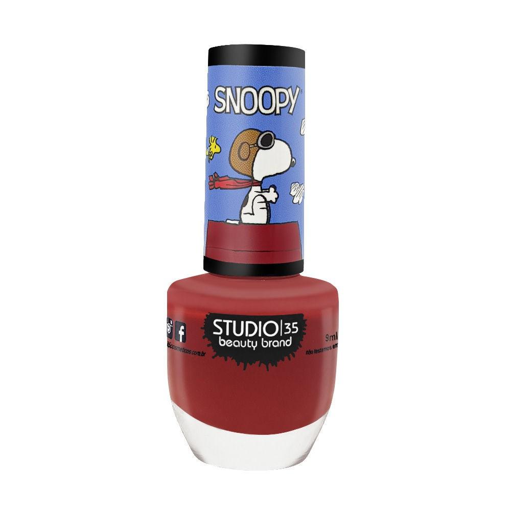 Studio35 Esmalte Coleção Snoopy - #snoopyflying 9ml