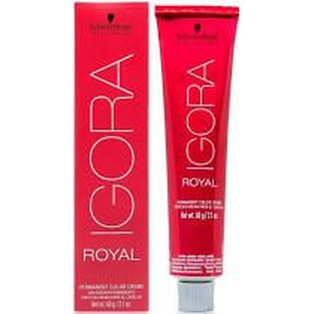 Igora Royal Tintura Louro Escuro Natural Extra 6-00