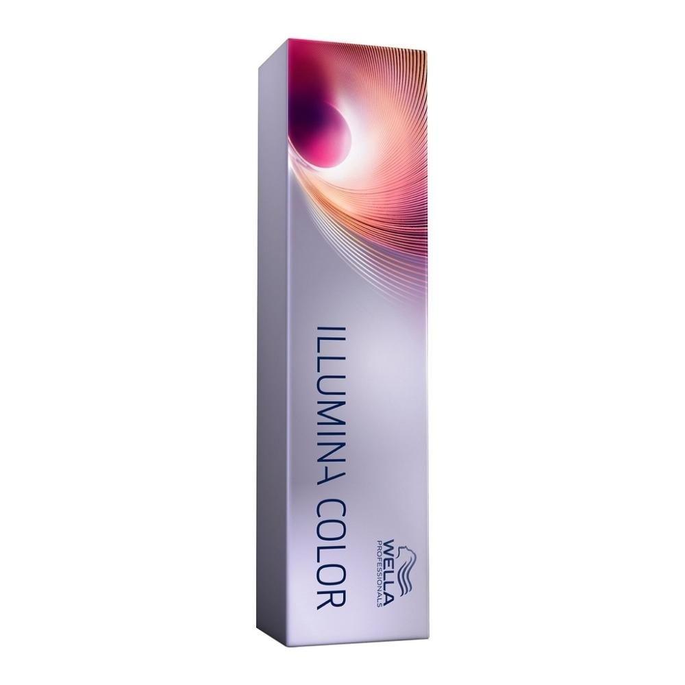 Wella Illumina Color 8/13 Louro Claro Cinza Dourado - 60ml - Wella Professionals